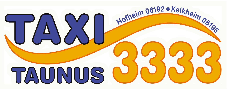 Ihr Taxi im Taunus für Hofheim, Kelkheim, Bad Soden, Sulzbach
